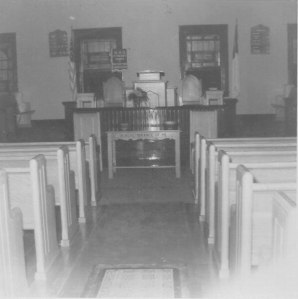 Sligo Church early 1960's